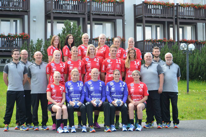 Handball: Thüringer HC - Saison 2016/2017 - Foto: Thüringer HC