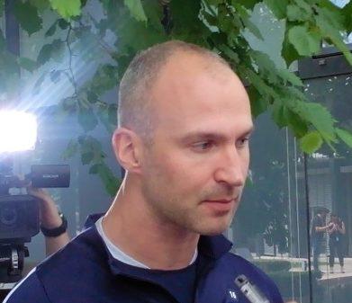 Thierry Omeyer - Handball EHF FINAL4 in Köln 2016 - Media Call - Foto: SPORT4FINAL