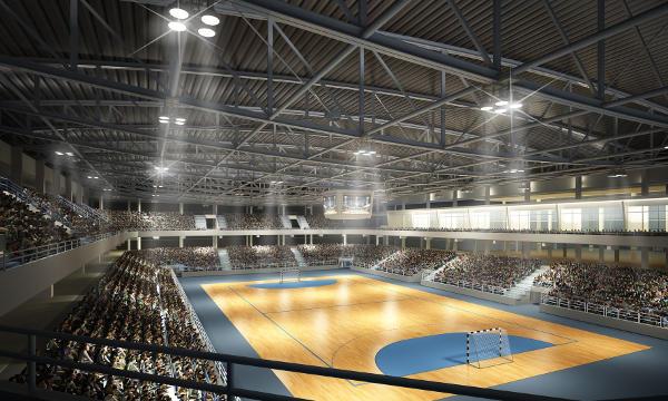 Handball-Halle - Foto: Fotolia