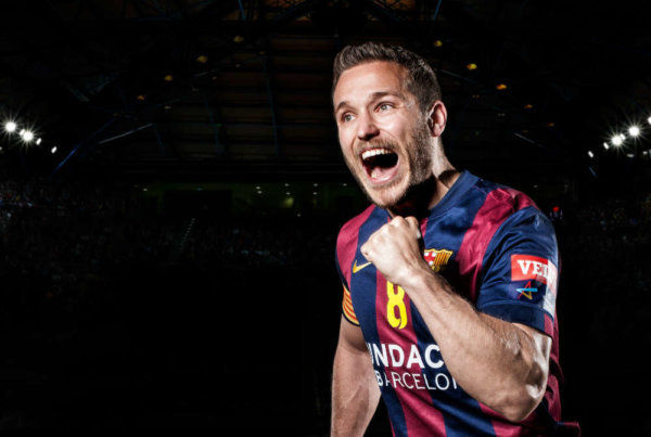 Handball Champions League EHF Final4 2015: Victor Tomas (FC Barcelona) - Foto: EHF Media