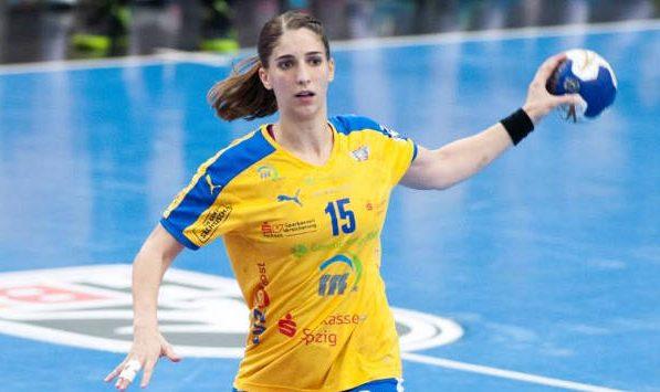 Tamara Bösch – HC Leipzig – Foto: HC Leipzig / Nadine Goldschmidt