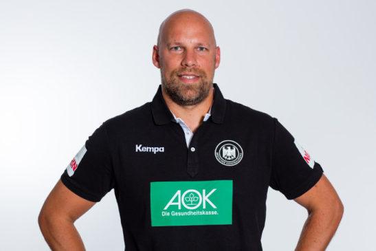 Handball: Axel Kromer - Foto: Sascha Klahn/DHB