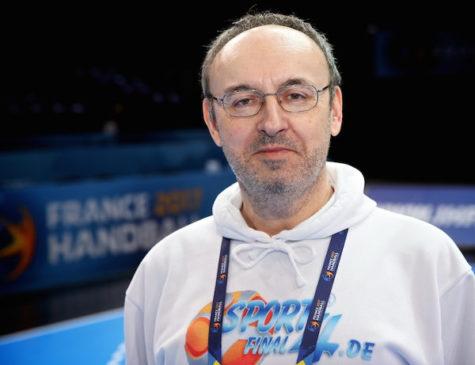 Frank Zepp - SPORT4FINAL LIVE - Handball WM 2017 in Frankreich - Accorhotels Arena Paris - Foto: SPORT4FINAL