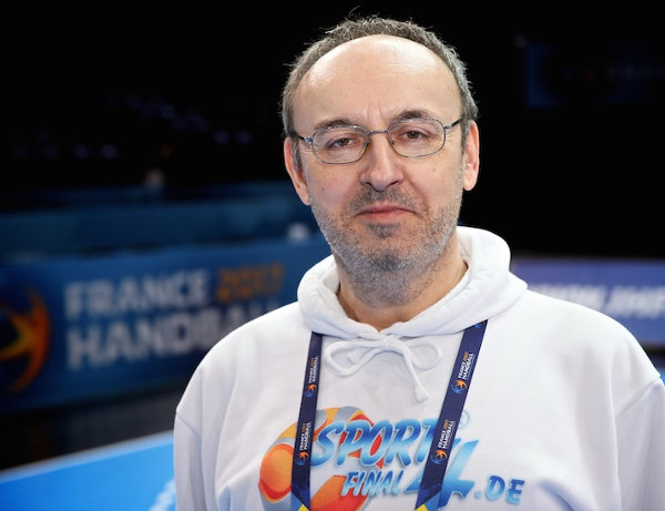 Frank Zepp - SPORT4FINAL LIVE - Handball WM 2017 in Frankreich - Accorhotels Arena Paris - Foto: SPORT4FINAL