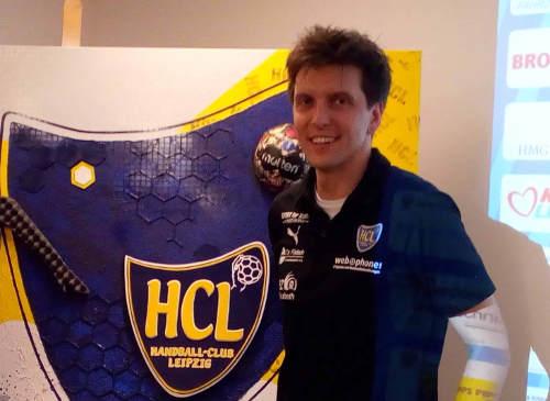 Jacob Dietrich - HC Leipzig - Foto: SPORT4FINAL